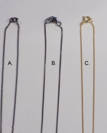 Dark Charm Chains
